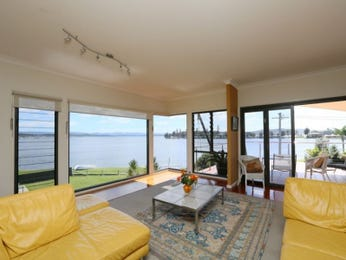 Yellow living room idea from a real Australian home - Living Area photo 8298905