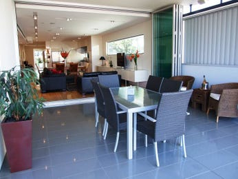 Blue dining room idea from a real Australian home - Dining Room photo 491533