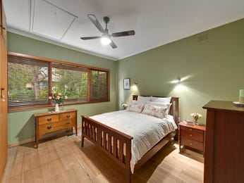 Green bedroom design idea from a real Australian home - Bedroom photo 2334597