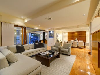 Grey living room idea from a real Australian home - Living Area photo 8620149