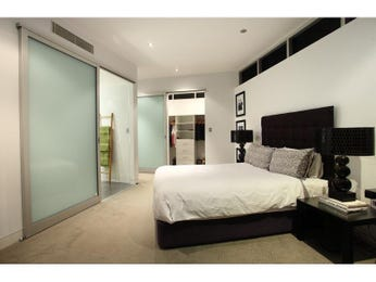 Black bedroom design idea from a real Australian home - Bedroom photo 15174901