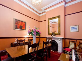 Pink dining room idea from a real Australian home - Dining Room photo 7695097