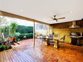 Outdoor living design with bbq area from a real Australian home - Outdoor Living photo 8697817