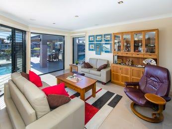 Purple living room idea from a real Australian home - Living Area photo 16004313