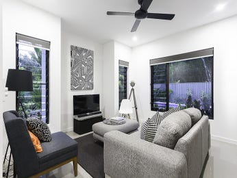 Grey living room idea from a real Australian home - Living Area photo 15254129