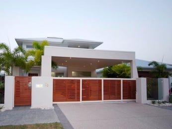 Photo of a concrete house exterior from real Australian home - House Facade photo 239155