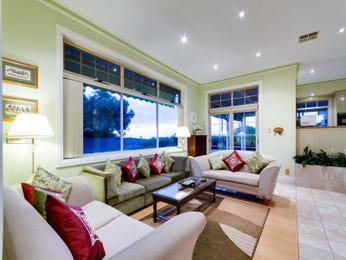 Green living room idea from a real Australian home - Living Area photo 7403229
