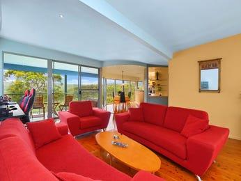 Orange living room idea from a real Australian home - Living Area photo 7384857