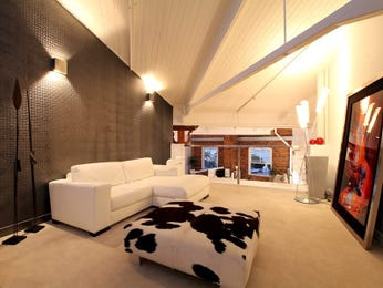 Beige living room idea from a real Australian home - Living Area photo 7125141
