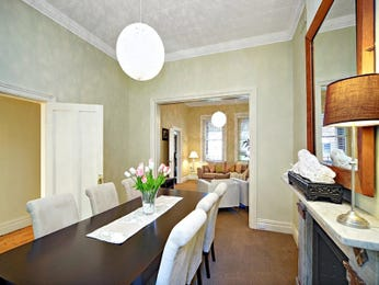 Cream dining room idea from a real Australian home - Dining Room photo 241100