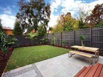 photo of a landscaped garden design from a real australian home gardens photo 241388 - Garden Designs Ideas