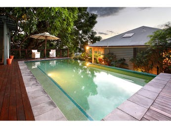 Photo of a geometric pool from a real Australian home - Pool photo 450168