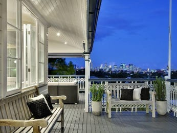 Outdoor living design with balcony from a real Australian home - Outdoor Living photo 457350