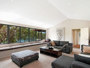 Beige living room idea from a real Australian home - Living Area photo 1163819