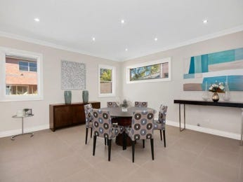 Blue dining room idea from a real Australian home - Dining Room photo 1571864