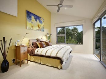 White bedroom design idea from a real Australian home - Bedroom photo 456221