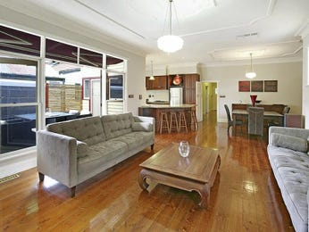 Brown living room idea from a real Australian home - Living Area photo 347460