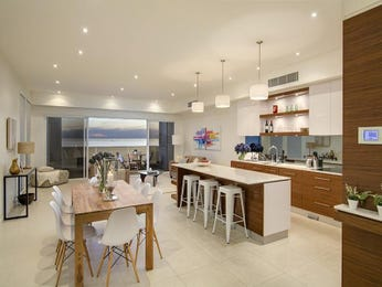 Tiles in a kitchen design from an Australian home - Kitchen Photo 8506269