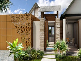 Photo of a house exterior design from a real Australian house - House Facade photo 8650357