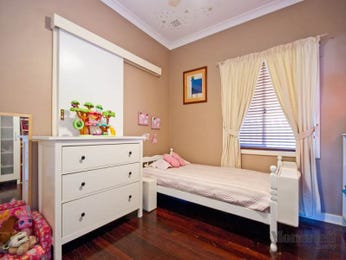 Brown bedroom design idea from a real Australian home - Bedroom photo 875921