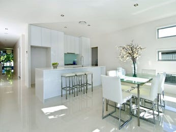 Silver dining room idea from a real Australian home - Dining Room photo 419188