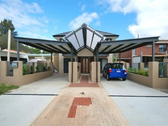 Photo of a rendered brick house exterior from real Australian home - House Facade photo 483612