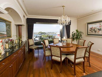 Neutral dining room idea from a real Australian home - Dining Room photo 512507