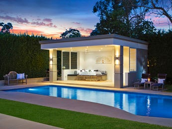 Photo of swimming pool from a real Australian house - Pool photo 7092525