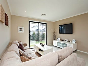 Beige living room idea from a real Australian home - Living Area photo 1126811