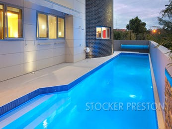 Photo of a swim spa pool from a real Australian home - Pool photo 545067