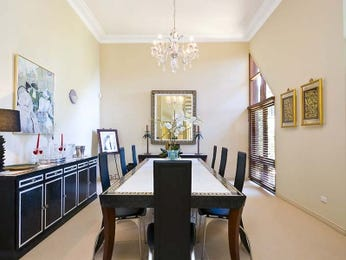Beige dining room idea from a real Australian home - Dining Room photo 1050353