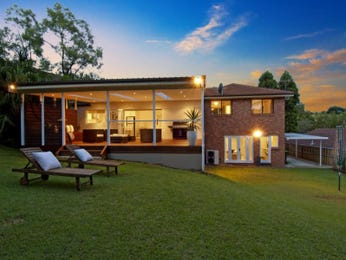 Photo of a landscaped garden design from a real Australian home - Gardens photo 1029121