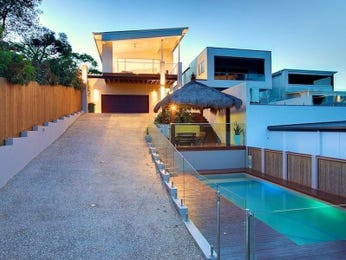 Photo of a concrete house exterior from real Australian home - House Facade photo 986172