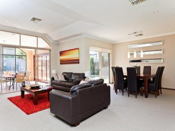 Black living room idea from a real Australian home - Living Area photo 1402194