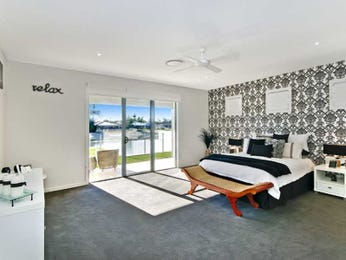 Black bedroom design idea from a real Australian home - Bedroom photo 972647
