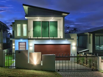 Photo of a concrete house exterior from real Australian home - House Facade photo 902458