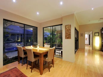 Beige dining room idea from a real Australian home - Dining Room photo 986675