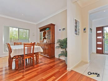 Brown dining room idea from a real Australian home - Dining Room photo 809791