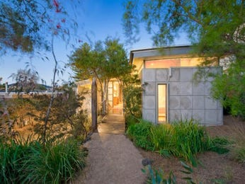 Photo of a concrete house exterior from real Australian home - House Facade photo 297410