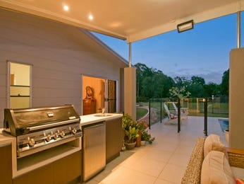Outdoor living design with bbq area from a real Australian home - Outdoor Living photo 458187