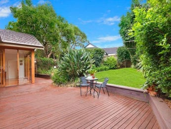Outdoor living design with deck from a real Australian home - Outdoor Living photo 1002486