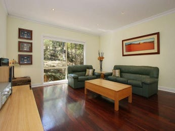Brown living room idea from a real Australian home - Living Area photo 1143870