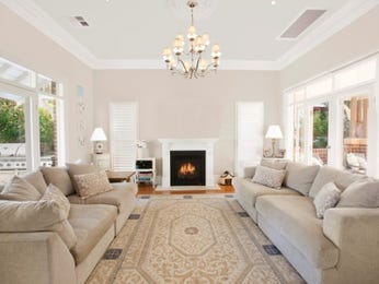 Cream living room idea from a real Australian home - Living Area photo 615952