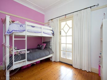 Grey bedroom design idea from a real Australian home - Bedroom photo 594140