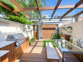 Outdoor living design with bbq area from a real Australian home - Outdoor Living photo 17042781