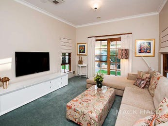 Beige living room idea from a real Australian home - Living Area photo 1579871