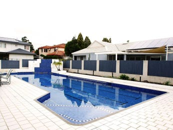 Photo of a geometric pool from a real Australian home - Pool photo 1541292