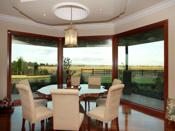 Beige dining room idea from a real Australian home - Dining Room photo 961788