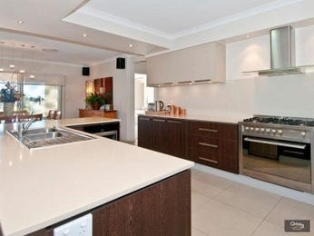 Marble in a kitchen design from an Australian home - Kitchen Photo 1522692