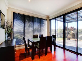 Black dining room idea from a real Australian home - Dining Room photo 1248861